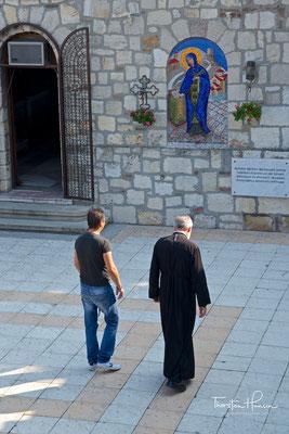 Kapelle der heiligen Parascheva in Belgrad