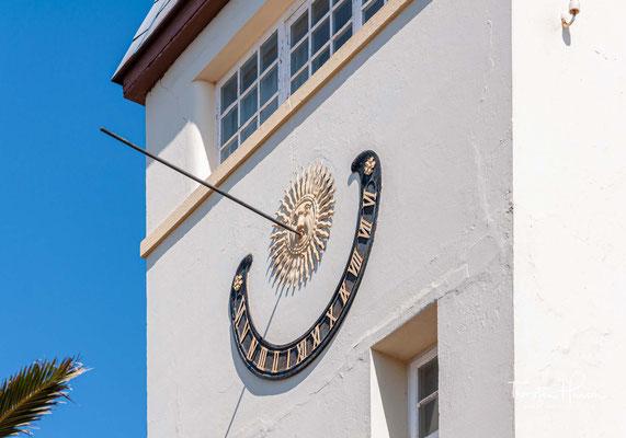 Goerke, der 1904 mit der deutschen Schutztruppe in Swakopmund eintraf, wurde nach seiner Dienstzeit Ende 1909 Leiter der Emiliental-Diamantengesellschaft in Lüderitz.