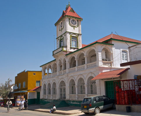 Moschee in Iringa