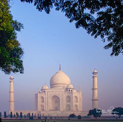 Shah Jahan wurde von seinem Sohn Muhammad Aurangzeb Alamgir entmachtet und verbrachte den Rest seines Lebens als Gefangener im Roten Fort.