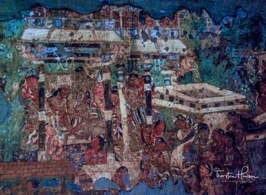 Die Baumeister waren anfänglich die Mönche selbst; später wurden die einfachen, vielleicht aber auch Teile der komplizierteren Arbeiten von geschulten und bezahlten Steinmetzen erledigt.