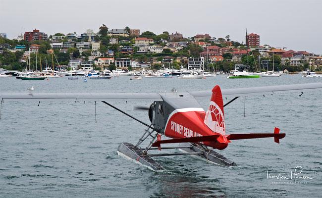 Das berühmteste Wasserflugzeug der Welt - De Havilland DHC-2 Beaver