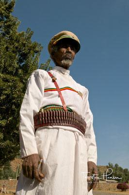 Wachmann in Axum