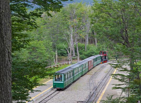 Lokomotive Zubieta