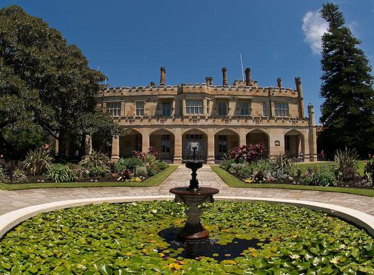Gouvener House in Sydney