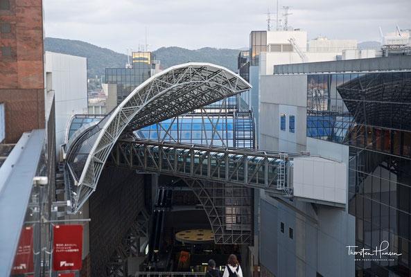 Bahnhof von Kyoto
