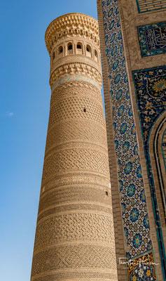 Poi Kalon (Lage) ist ein Gebäudeensemble in der usbekischen Stadt Buxoro. Es liegt im historischen Zentrum von Buxoro südöstlich der Zitadelle Ark