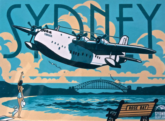 Seaplanes in Sydney