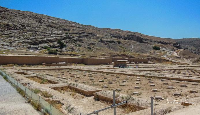 Schatzkammer in Persepolis