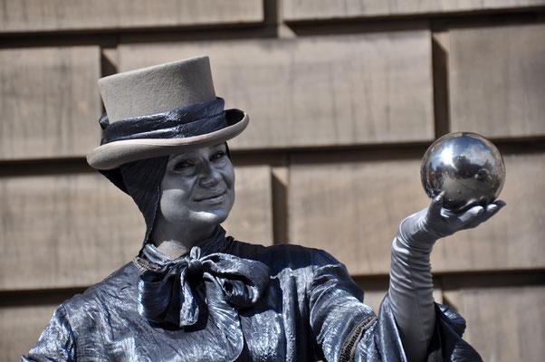 Fringe Festival in Edinburgh