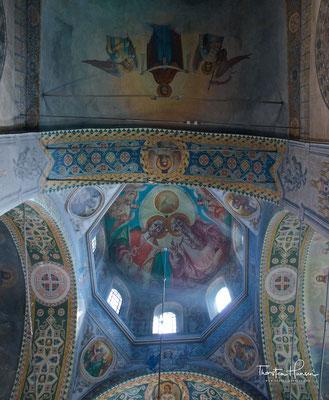 Im Oktober 1941 wurde das Kloster wieder geöffnet. Im Jahr 2011 lebten im renovierten Klosterkomplex etwa 350, für die Herstellung von golddurchwirkter Kleidung für Kirchenfiguren bekannte, Nonnen im Kloster.