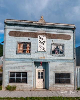 Um den Besuchern ein möglichst realitätsnahes Erleben zu bieten, wurde der Free Claim #6 als freier Abenteuer-Claim auf dem historischen Bonanza Creek ausgebaut.