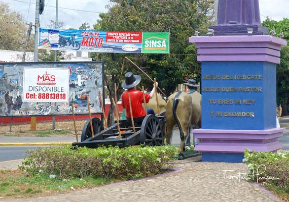 Pilgerort Rivas in Nicaragua