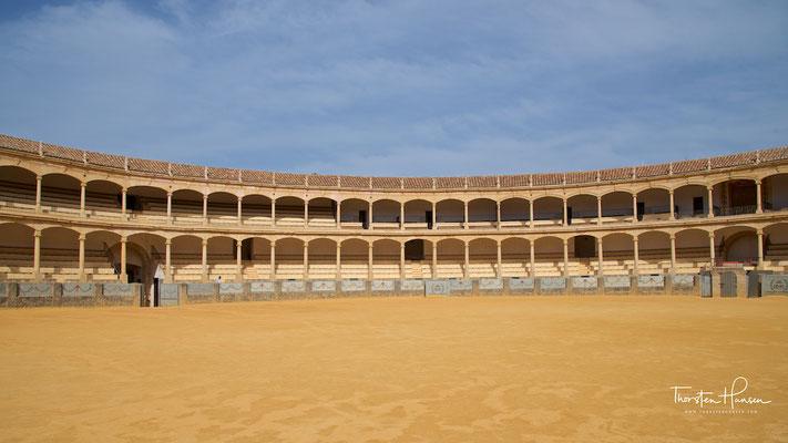 Die Stierkampfarena, Plaza de Toros