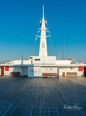 So erhielt das Schiff wiederum neue Eigentümer: die Woonbron und Eurobalance BV.