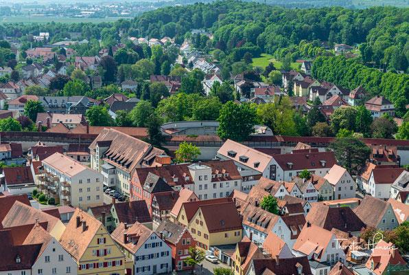 Die Alte Bastei sicherte als mächtiges Bollwerk die am meisten gefährdete Seite der Stadt