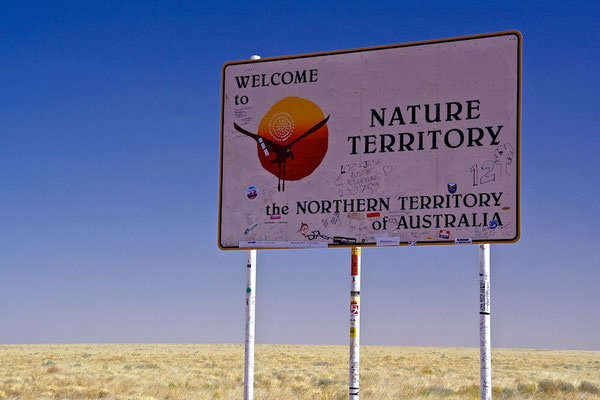 Willkommen im Northern Territory