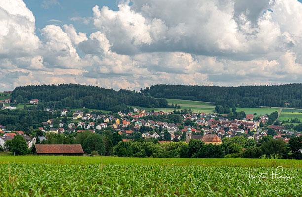 Seit dem 14. Jahrhundert wurde in Oberviechtach und Umgebung Goldabbau betrieben. So wird die Stadt auch oftmals als Goldstadt Bayerns bezeichnet.