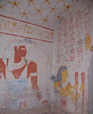 Pharaonengräber in El Kurru