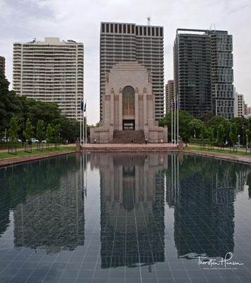 Anzac Memorial in Sydney