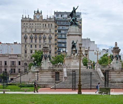 Das historische Zentrum von Buenos Aires
