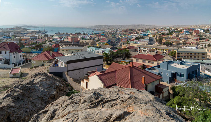 Der Bremer Kaufmann Franz Adolf Eduard Lüderitz gründete im Mai 1883 die nach ihm benannte Stadt Lüderitz.