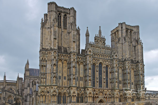 Wells und seine Kathedrale