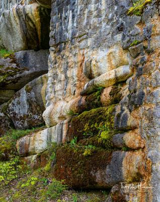 Der Bergfried (863 m ü. NN) bietet einen herrlichen Rundblick über das größte zusammenhängende Waldgebiet Mitteleuropas:
