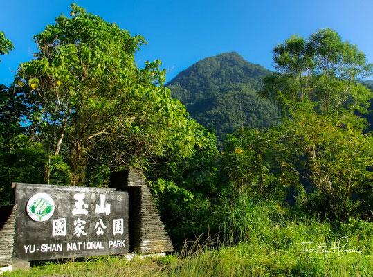 Der Walami Trail liegt im Yushani Nationalpark im Osten Taiwans, nahe der Kleinstadt Yuli.