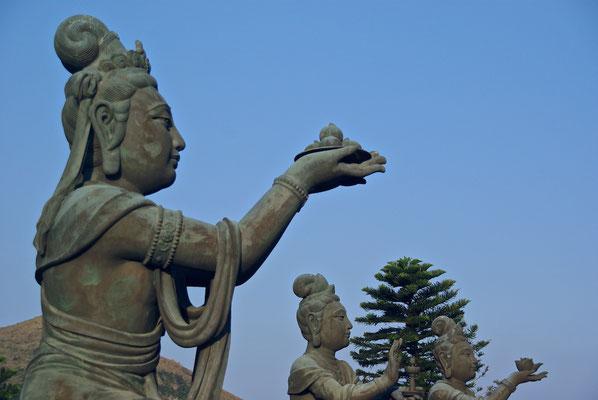 Erklimmen Sie die 268 Stufen um diese bemerkenswerte Statue in Augenschein zu nehmen, deren Fertigstellung zwölf Jahre dauerte.