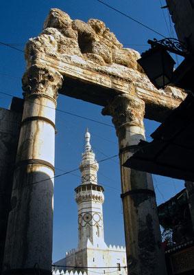 Souq al-Hamdiyya Damaskus