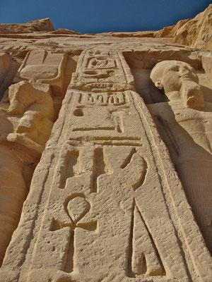 Kleiner Tempel von Abu Simbel