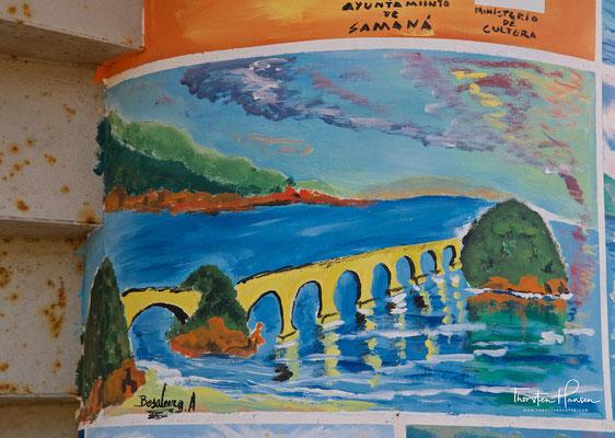 Brücke in Samaná