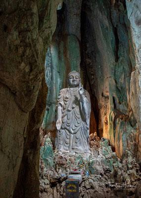 Dieses Kulturerbe der Menschheit wurde im Vietnamkrieg von beiden Seiten geschändet.