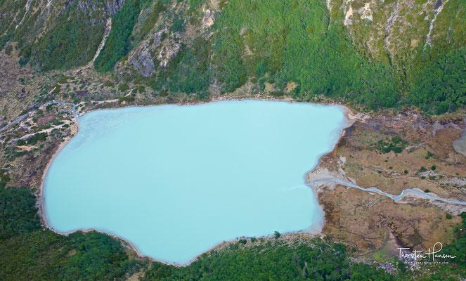 Die Lagune Esmeralda