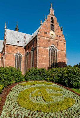 Heliga Trefaldighetskyrkan - Die Heilige Dreifaltigkeitskirche in Kristianstad wurde zwischen 1618 und 1628 nach Plänen des Architekten Hans van Steenwinckel der Jüngere erbaut.