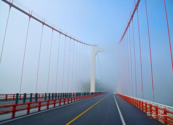 Auf dem Weg nach Kunming