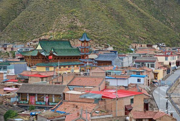 Moschee in Xiahe