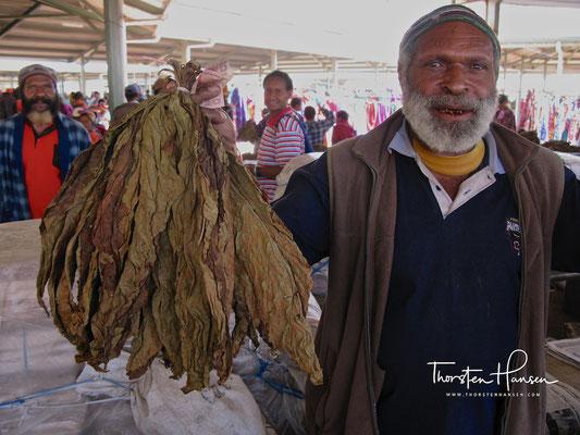Tabakverkäufer