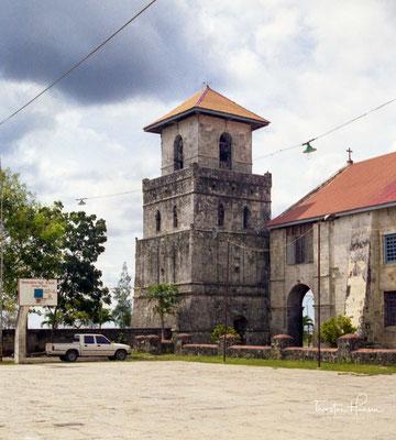 Jesuitenkloster Baclayonkirche auf Bohol