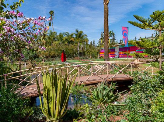Ein Ausflug in den Anima-Garten von André Heller ist eine Reise in eine andere Welt, in der Kunst und Natur liebevoll miteinander verschränkt werden.