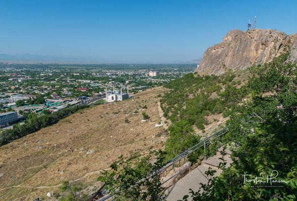 In der Verehrung für den Berg mischen sich islamische mit vorislamischen Glaubensvorstellungen.