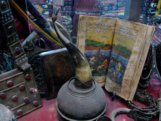 Märchenbuch aus 1001 Nacht in Damaskus