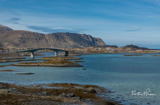 Hamnøy zählt zu den traditionsverbundensten Fischerdörfern von Moskenesøy.