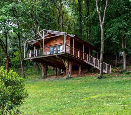 Traumhaftes Baumhaus in der Nähe von Asolo