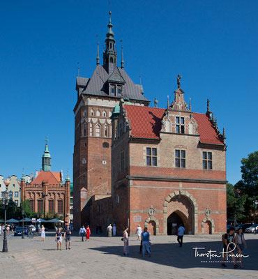 Das Bernsteinmuseum in Gdańsk (Danzig)