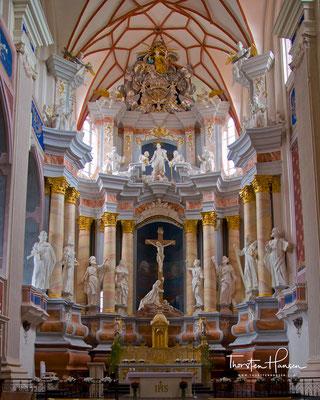 Peter-und-Paul-Kathedrale in Kaunas