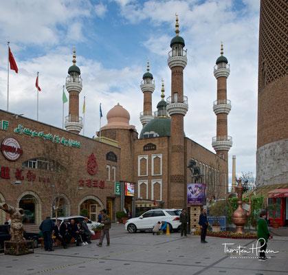 Grosse Moschee von Urumqi