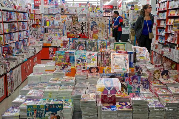 Mangahop in Kyoto