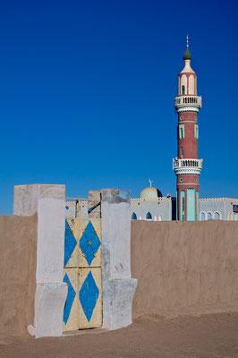 Nubische Dörfer